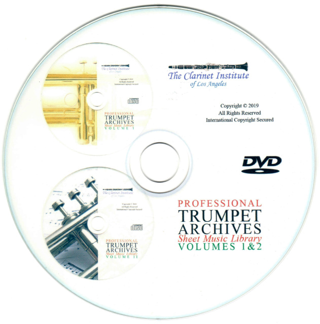 Complete Trumpet Archive Collection - 2 Archives