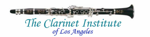 Clarinet Institute of Los Angeles